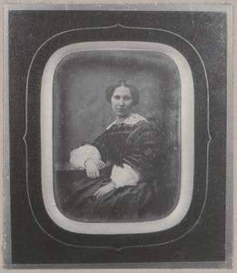 Portret van Maria Wilhelmina Frieswijk (1826-1899)