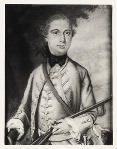 Portret van Meinard van Visvliet (1735-1799)
