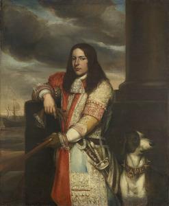 Portret van Engel de Ruyter (1649-1683)