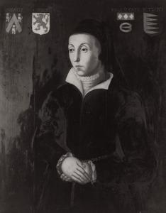 Portret van Eleonora Micault (1513-1552)