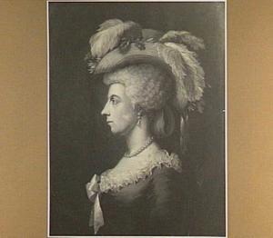 Portret van Johanna van der Hoeven (1762-1803), echtgenote van Jan Viruly