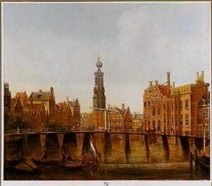 De Munttoren in Amsterdam