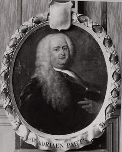 Portret van Adriaen Paets