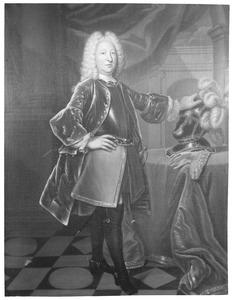 Portret van Reinier Verschoor (1662-1733)