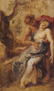 De dood van Eurydice (Ovidius, Metamorfosen, X, 1-17)