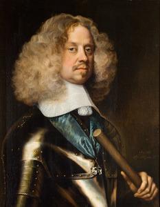 Portret van Jacob Baron van Wassenaer-Obdam (1610-1665)