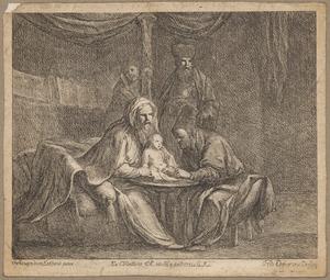 De Besnijdenis (Lucas 2: 21)