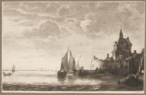 De Groothoofdspoort in Dordrecht