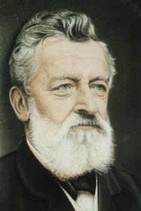 Portret van Cornelis Theodorus Steffelaar (1834-1910)