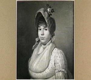 Portret van Catharina Geertruida Okhuysen (1780-1832)