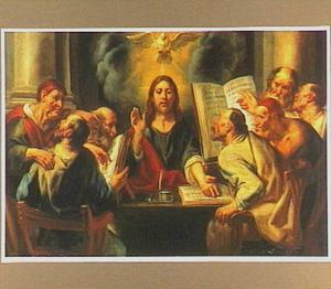 Christus en de farizeeërs