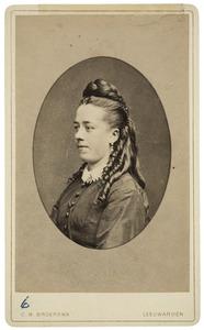 Portret van Gerbrig de Gavere (1857-1926)
