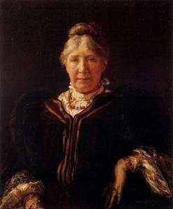 Portret van Arina Hugenholtz (1847-1934)