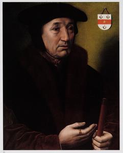 Portret van Jehan Wijts