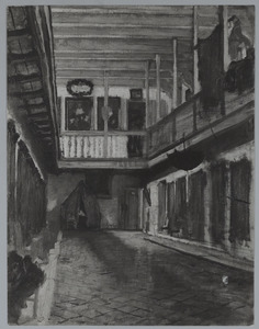 Het Gasthuis te Enkhuizen