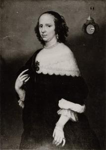 Portret van Sophia van Beveren (1611-1682)