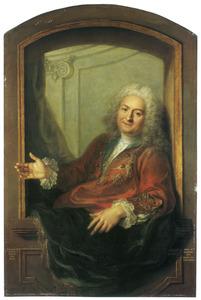 Portret van Monsieur Jacques-André Dupillé (1680-1740)
