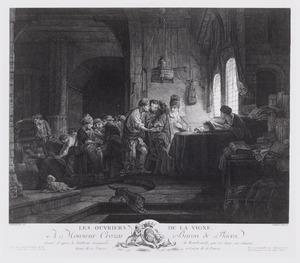 Les ouvriers de la vigne (authentiek)