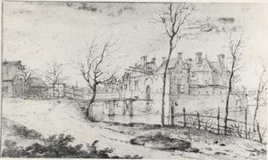 'Het Huys Bekelaar in de Bosseleny van Jperen A° 1609'