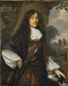 Portret van Jacob de Witte (1628-1679)
