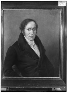 Portret van Isaac Anne Nijhoff (1795-1863)