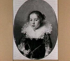 Portret van Cornelia van Esch (1624-?)