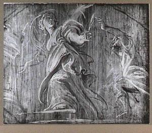 Vlucht van de Heilige Barbara