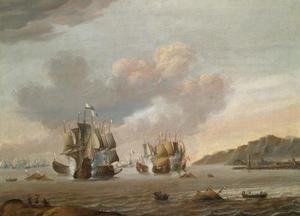 De Slag bij Livorno