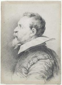Studie van Johannes Woverius  (1576-1635)