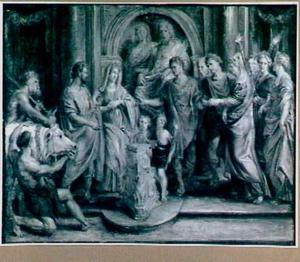 De huwelijken van Constantijn en Fausta en van