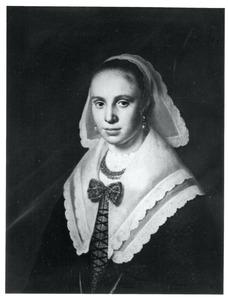 Portret van een vrouw, mogelijk Cornelia Schatter (?-?)