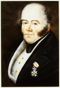 Portret van Adriaan van Geelkerken (1780-1846)