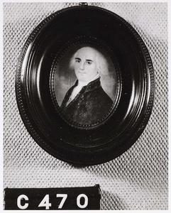 Portret van Jacob Eilbracht (1738-1804)