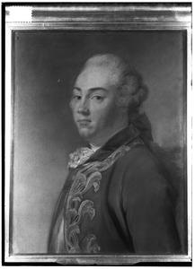 Portret van Jacob van Kretschmar (1721-1792)