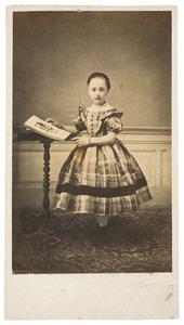 Portret van Maria Johanna de Monchy (1850-1922)
