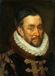 Portret van prins Willem I 'de Zwijger' van Oranje- Nassau (1533-1584)