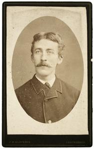 Portret van Wopke Aurelius de Gavere (1863-1937)