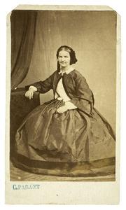 Portret van Johanna Houtbeckers