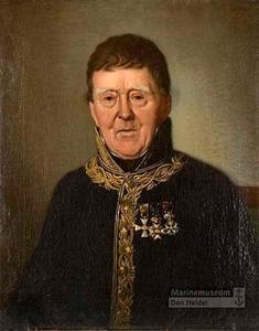 Portret van Jan Blanken