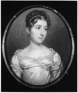 Portret van Quirina Catharina Petronella Teding van Berkhout (1789-1866)