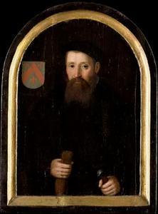 Portret van Willem Fransz. van Schoterbosch (....-.....)