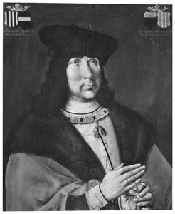 Portret van Jan van Cruyningen (1460-1513)