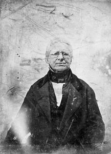 Portret van Jacob Nieuwenhuis (1777-1857)