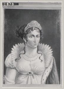 Portret van Hortense de Beauharnais (1783-1837)
