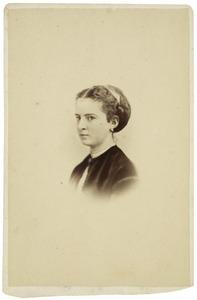 Portret van Anna Catharina Cruys (1853- )