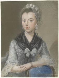 Portret van Susanna de la Croix (1756-1789)