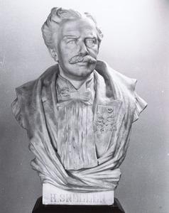 Portret van Herman Snellen (1834-1908)