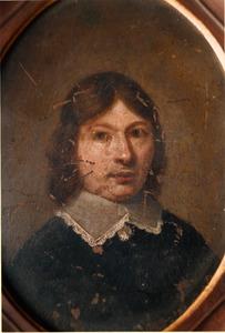 Portret van de zoon van Marten Jansz. Groot