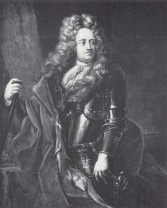 Portret van Johann Wilhelm, keurvorst van de Palts