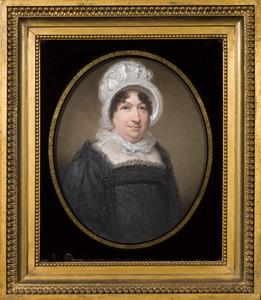 Portret van Cornelia de Wolff (1763-1820)